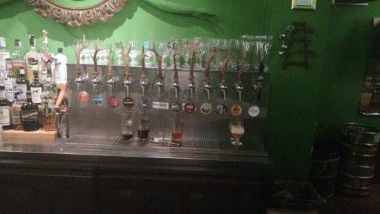 Craft Room Great Range Of Beers