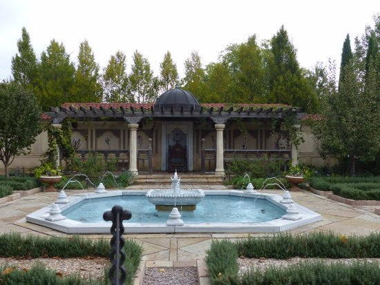 Missouri Botanical Garden: lovely pond