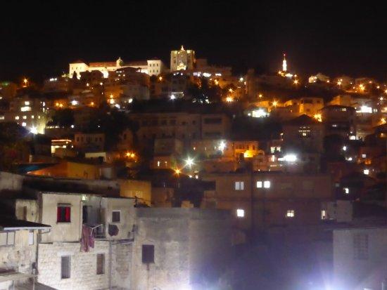 Sisters of Nazareth Convent: Blick von der Hotelterasse