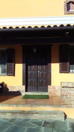 Cortazzone, Italië: Entrata alloggi
