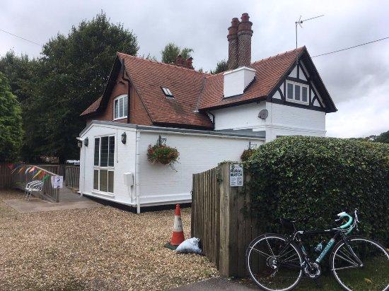 Cheshire, UK: Rural Location
