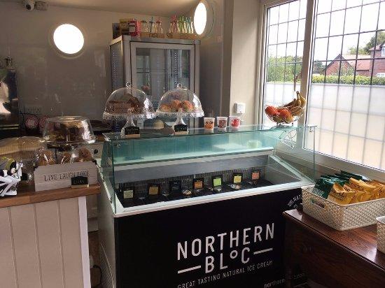 Cheshire, UK: Northern Bloc Ice Cream