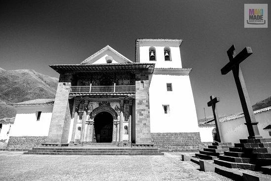 Región Cuzco, Perú: Iglesia de Andahuaylillas