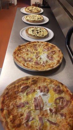 pizzeria pronto i Hudiksvall