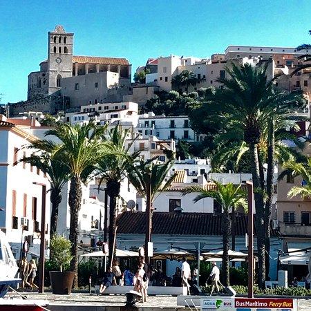 Castle of Ibiza: Ibiza Stadt und Burg