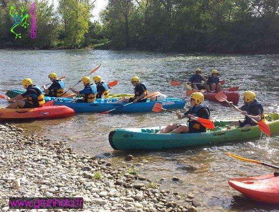 Granhota-canoe-kayak