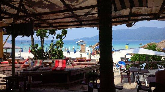 Kuala Besut, Malaysia: Ahhhh ..... the view