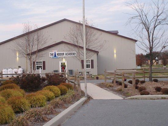 Georgetown, DE: Indoor facility