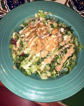 Collegeville, PA: Spicy shrimp salad