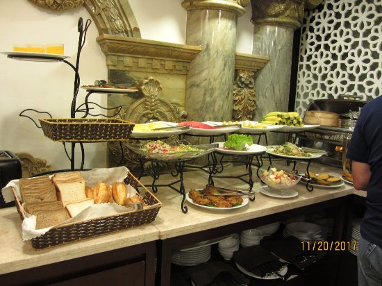 Hanoi Legacy Hotel - Hang Bac: Daily Breakfast buffet