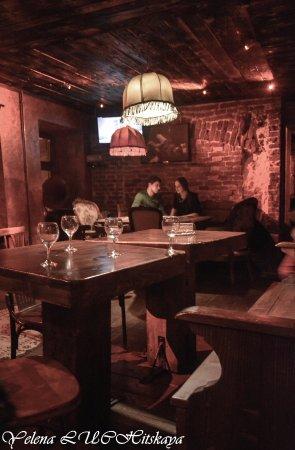 Trout, Bread and Wine: Здесь можно провести вечер с любимым человеком