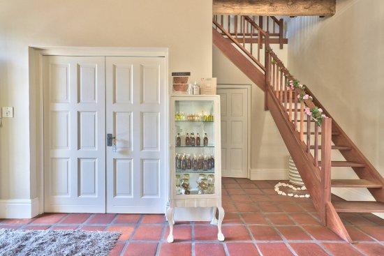 Constantia, Sudáfrica: Staircase