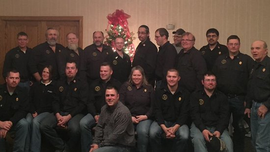 Bagley, MN: Shevlin Fire Dept Christmas Party