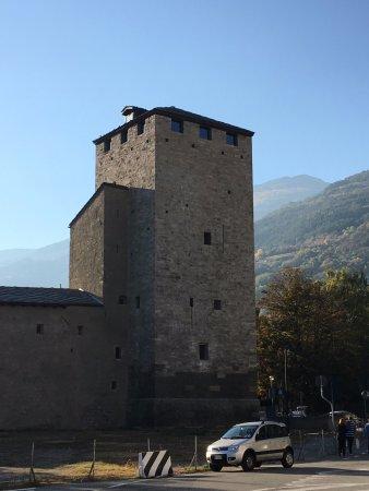 Aosta, Italy: Vista della torre