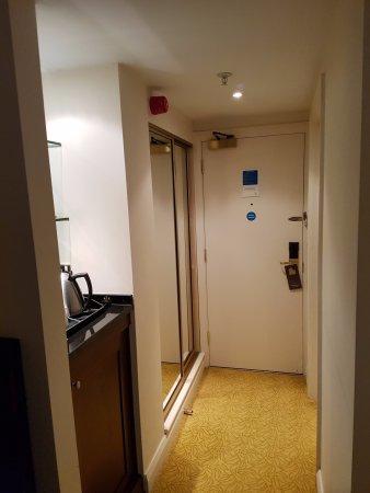 Worsley, UK: Hallway