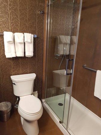 Hotel Blackfoot: King room (executive summit level)