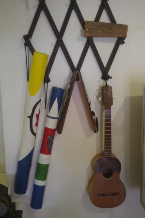 Bonaire Museum: Musical instruments of the island