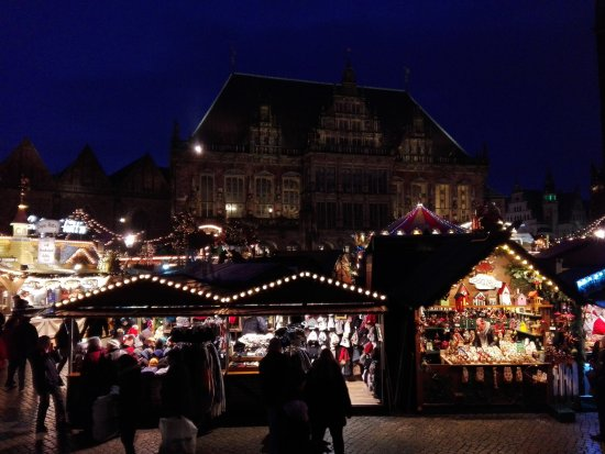 Bremen Weihnachtsmarkt.Weihnachtsmarkt Bremen 2017 Picture Of Bremen State Of Bremen