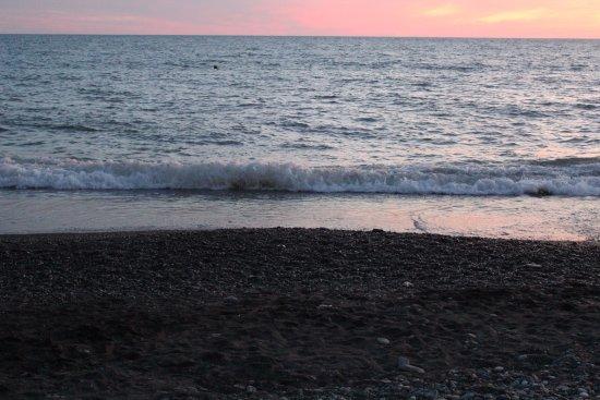 Adler District, Rusia: Вот такое оно, сентябрьское Черное море