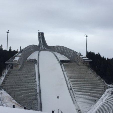Musée du ski de Holmenkollbakken : photo0.jpg
