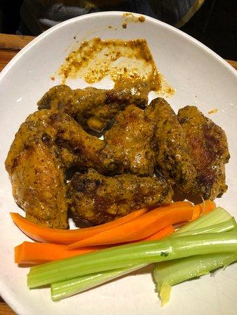 Lexington Avenue Brewery: Wings
