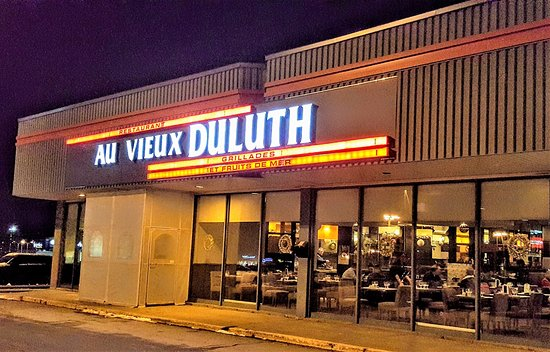 Granby Review Of Restaurant Au Vieux Duluth Sherbrooke