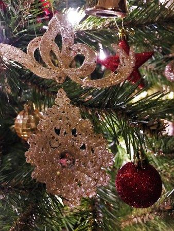 marston lodge hotel christmas decorations 2017