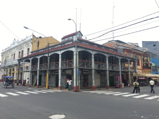 Casa de Fierro: photo0.jpg