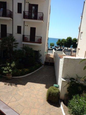 Hotel El Balear: Vista patio interno