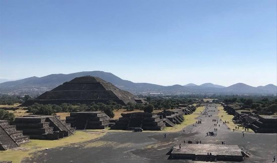Naucalpan, Meksika: Pyramid of the Sun, Teotihuacan
