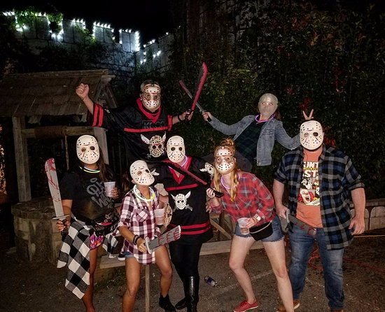 Castle Of Muskogee Halloween 2020 At Halloween Festival, guests are encouraged to dress up! We