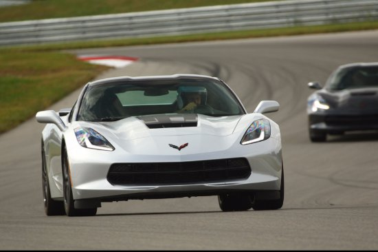 Bowling Green, KY: Get behind the wheel of a Corvette Stingray for laps on the track or a full experience.