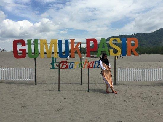 Parangtritis, Ινδονησία: Gumuk Pasir Parangkusumo