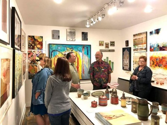Egg Harbor, WI: Opening reception July 2017