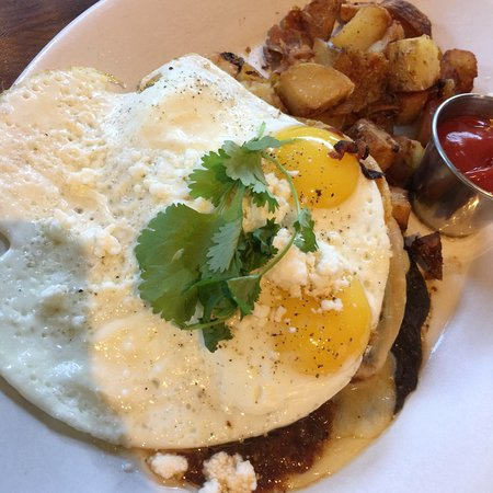 Eggs) Huevos Rancheros - Picture of The Henry, Phoenix