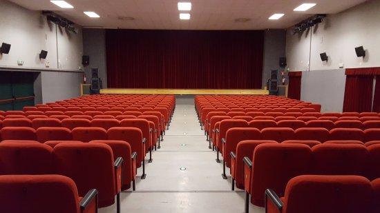 Cornate d'Adda, Italy: La sala