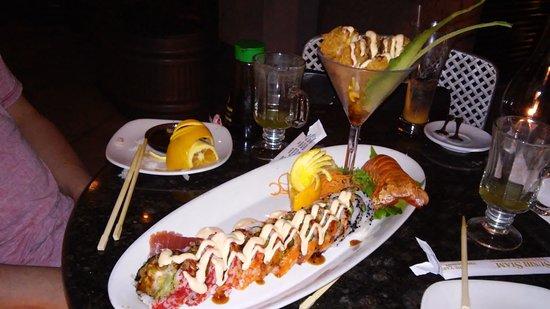 Sushi Siam Japanese And Thai Restaurant Miami Fl