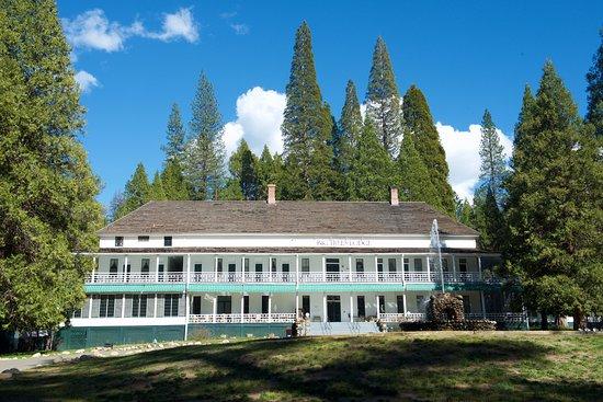 Big Trees Lodge main building