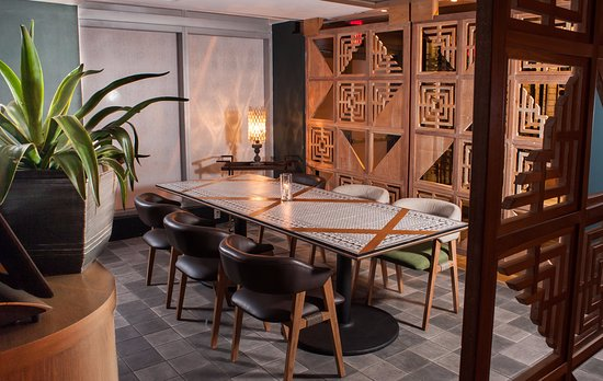 DOA Miami Beach: DÔA Private Dining Room