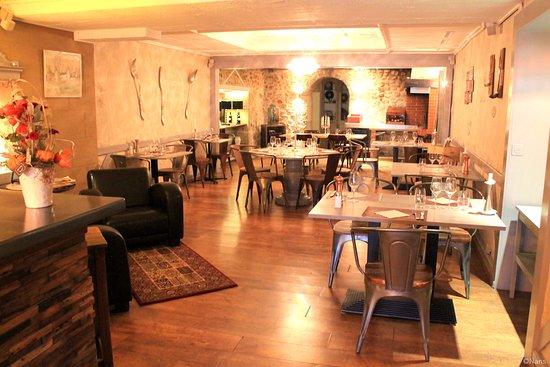 Rolle, Suiza: bar-café
