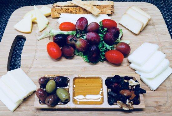 Sebring, FL: Cheese board