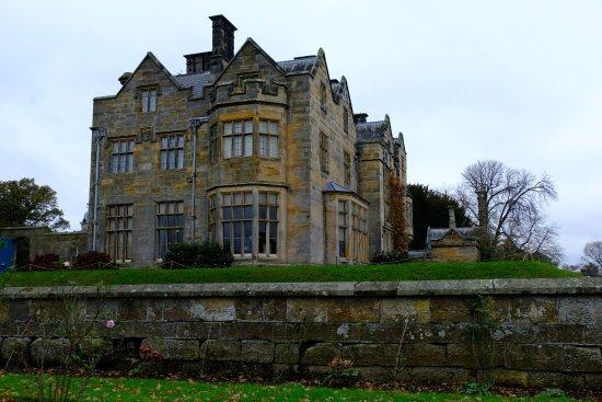 Lamberhurst, UK: The Victorian mansion