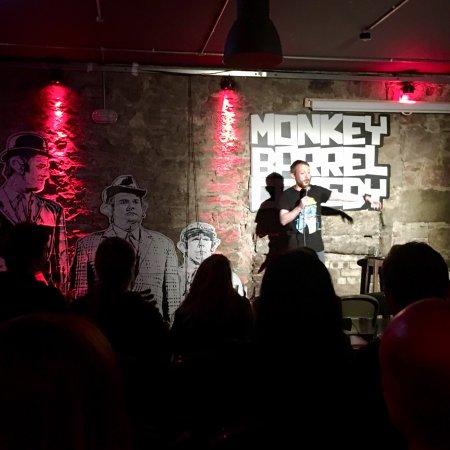 Monkey Barrel Comedy