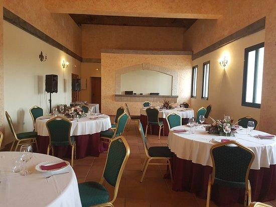 La Rinconada, Spain: Restaurante Cortijo Torrepavas