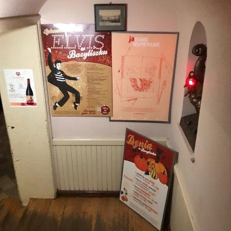 Bazyliszek Restauracja : photo1.jpg