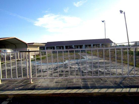 Fort Stockton, Teksas: Pool?