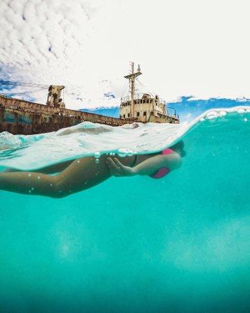Big Blue Unlimited: Shipwreck Underwater