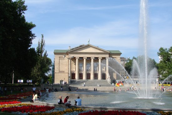 City Guide Poznan Tours: The Poznan opera