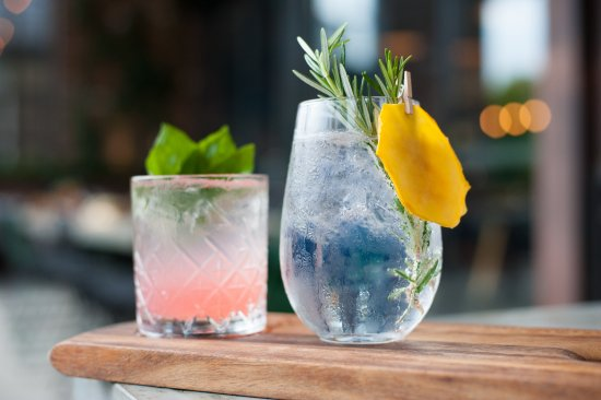 Junction: Delicious cocktails to suit every palette