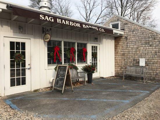 Sag Harbor, NY: The front